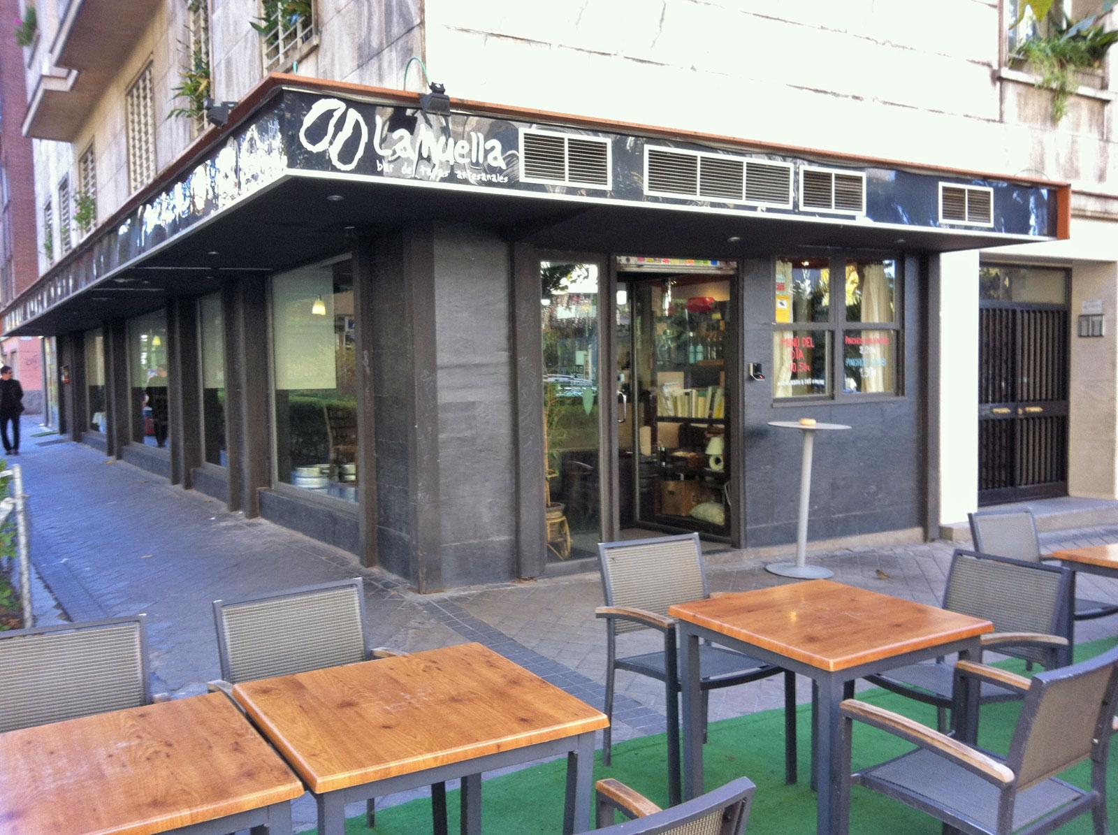 Bar La Huella en Dr. Flemming